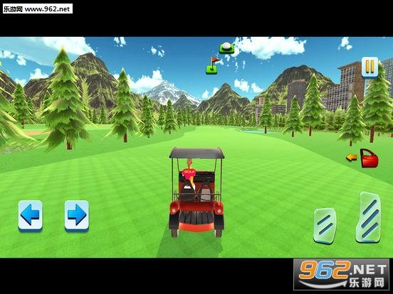 高尔夫模拟器官方版v1.0_截图2