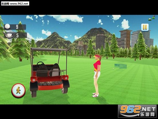 高尔夫模拟器官方版v1.0_截图3