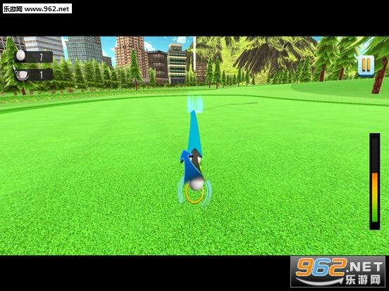 高尔夫模拟器官方版v1.0_截图4