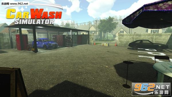 洗车模拟器(Car Wash Simulator)Steam版截图5