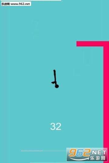 火柴人翻转进洞游戏安卓版v1.0_截图3