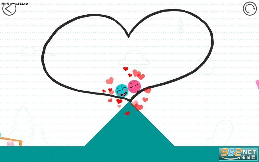 恋爱球球游戏v1.4.0_截图1