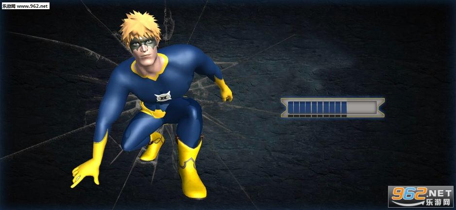 弹性超级英雄战争官方版v1.0(Elastic Superhero War-Battle)_截图3
