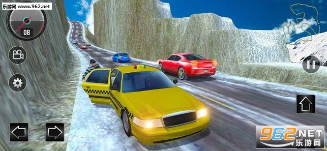 山道出租车模拟3D官方版v1.0_截图2