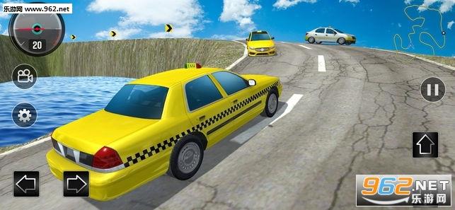 山道出租车模拟3D官方版v1.0_截图3