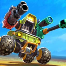 涡轮机小队:建立和战斗安卓版