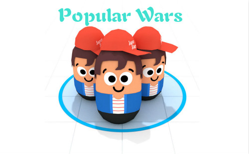 popularwars安卓版_Popularwars游戏_乐游网