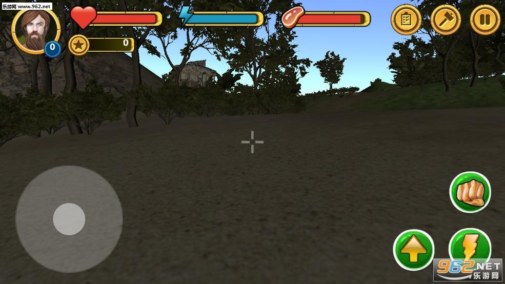 神秘岛生存3D安卓版v1.0截图0