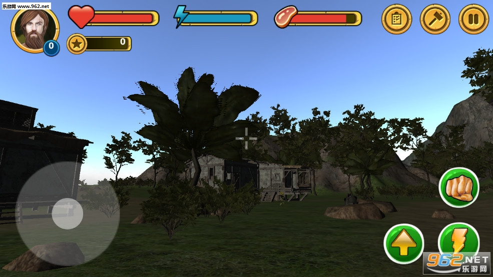 神秘岛生存3D安卓版v1.0截图1