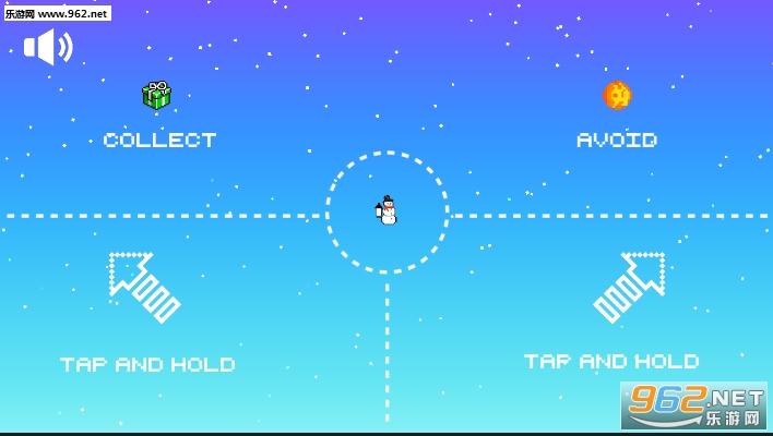 雪人飞行安卓版v1.0截图1