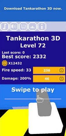 Tankarathon 3D官方版v1.0截图2