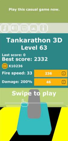 Tankarathon 3D官方版v1.0截图4