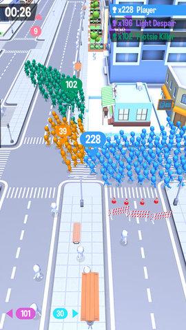 拥挤城市游戏v0.2截图0