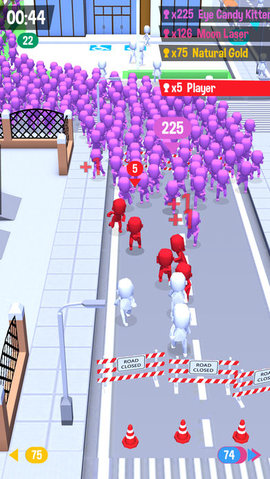 拥挤城市游戏v0.2截图3