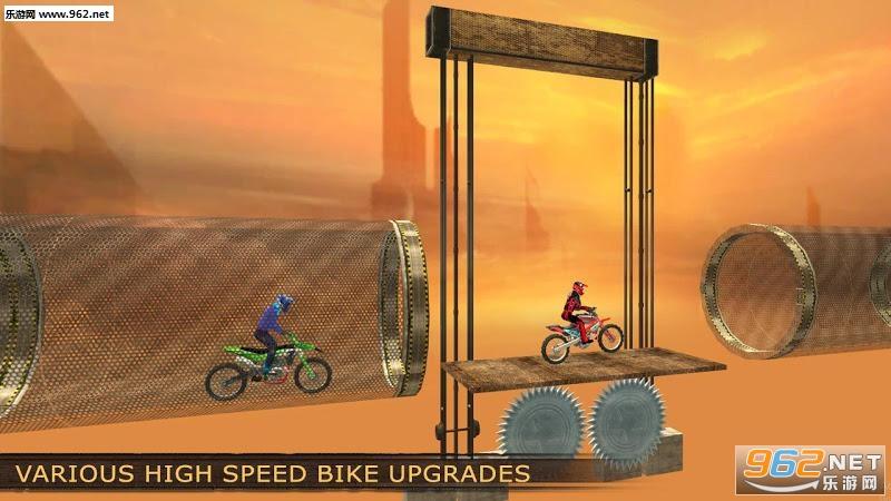 摩托车赛车手2019安卓版v1.2_截图0