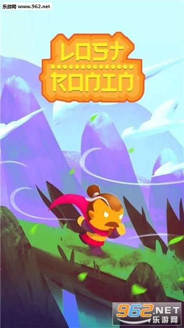 Lost Ronin官方版v1.0截图0