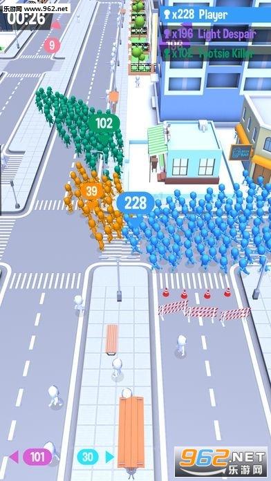 Crowdcity!游戏v1.0截图1