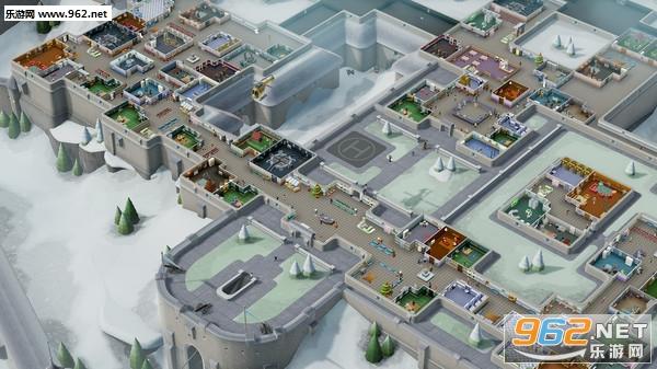 双点医院(Two Point Hospital: Bigfoot)DLC集成版截图0