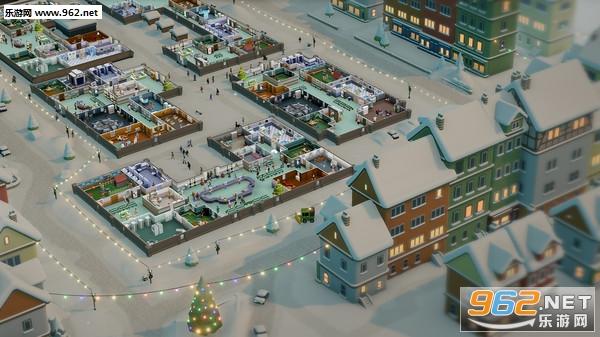 双点医院(Two Point Hospital: Bigfoot)DLC集成版截图2