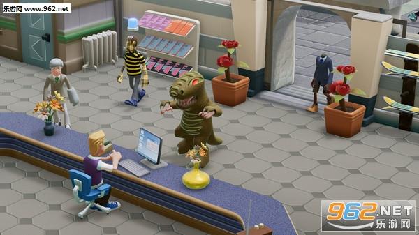 双点医院(Two Point Hospital: Bigfoot)DLC集成版截图5