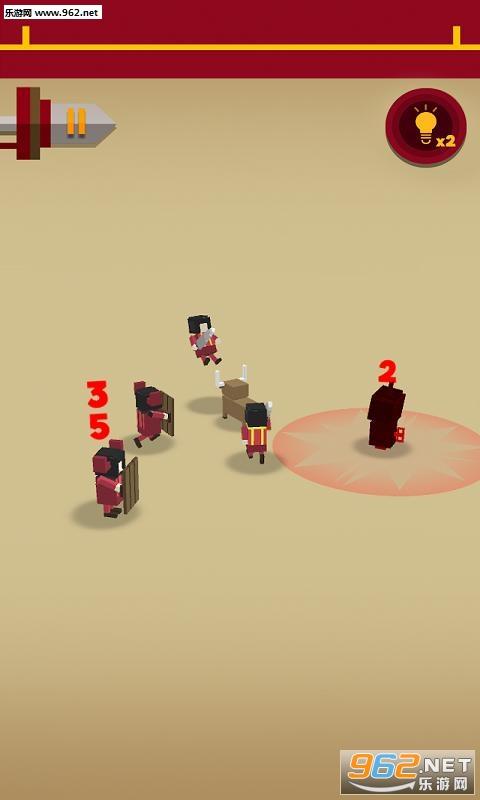 反击吧公牛(Attack Bull)安卓版v1.6截图1