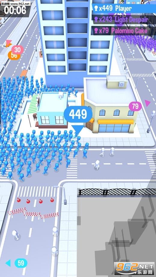 游戏人群城市Crowd Cityv0.2_截图1