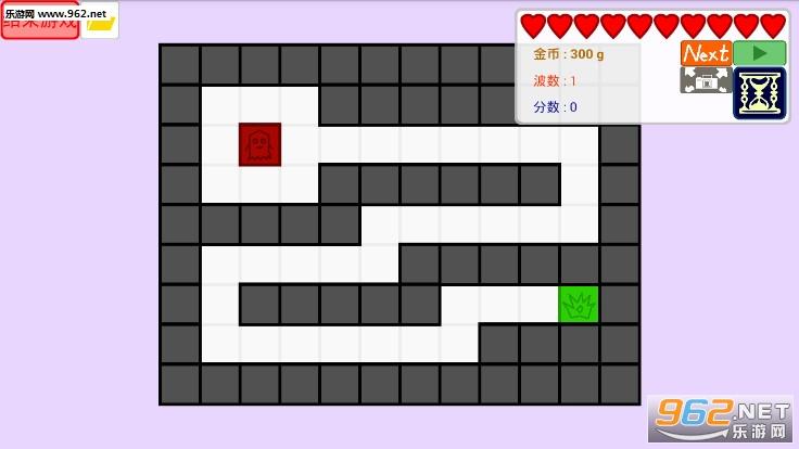 几何防御战2安卓版v1.0_截图0