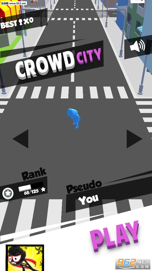 拥挤城市crowdcity游戏安卓版(真包)v0.2截图0