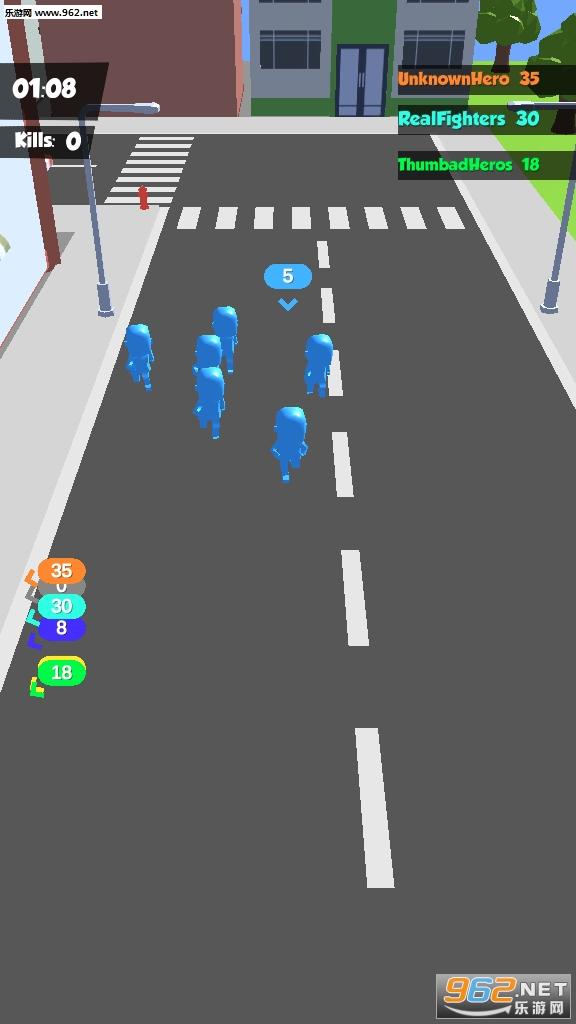 拥挤城市crowdcity游戏安卓版(真包)v0.2截图1