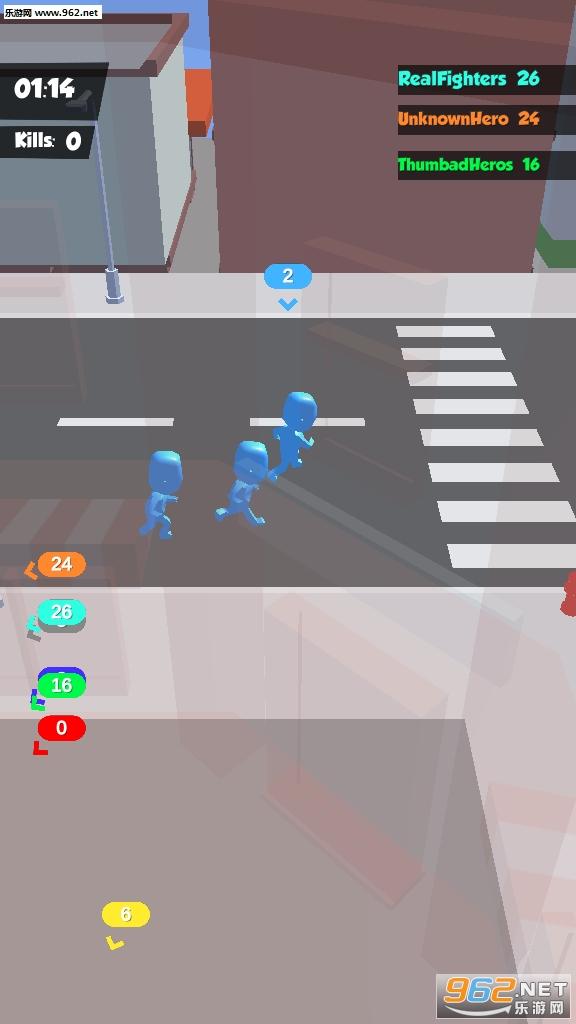 拥挤城市crowdcity游戏安卓版(真包)v0.2截图2