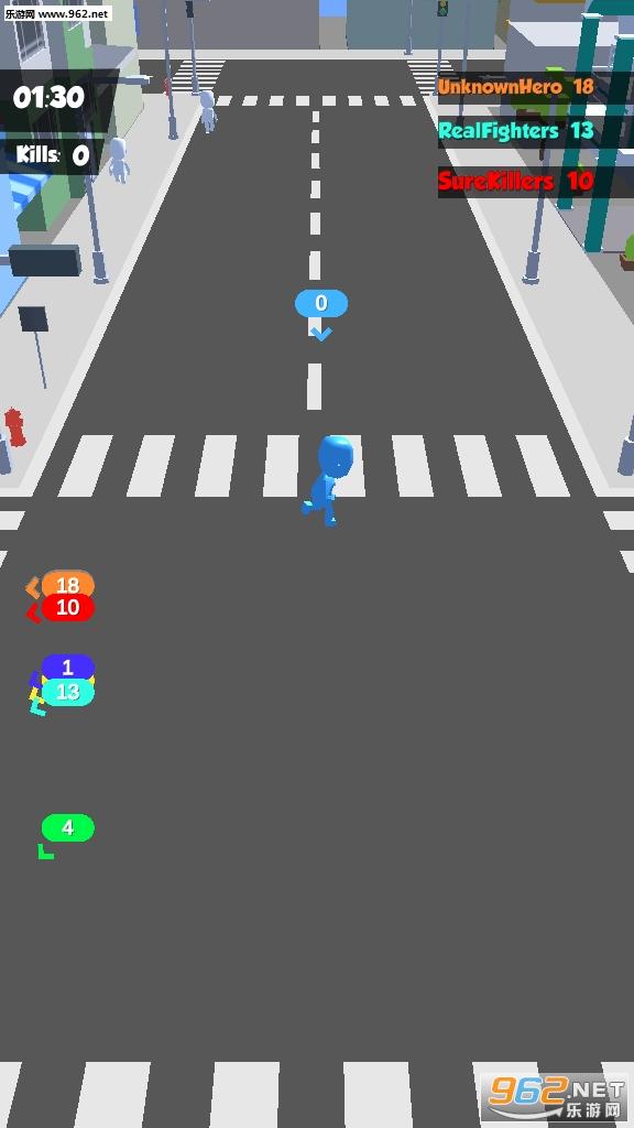 拥挤城市crowdcity游戏安卓版(真包)v0.2截图3