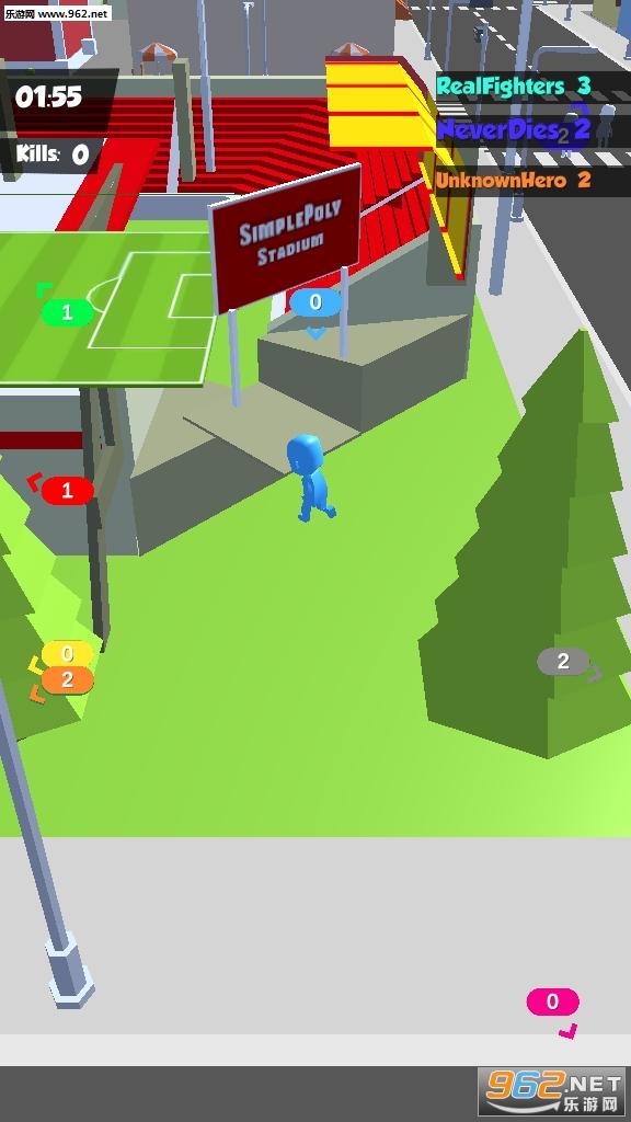拥挤城市crowdcity游戏安卓版(真包)v0.2截图5