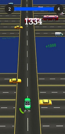 Car Dash in Highway Traffic官方版v1.0截图0