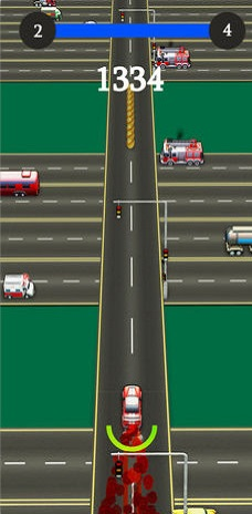 Car Dash in Highway Traffic官方版v1.0截图3