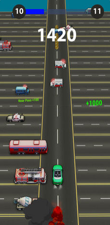 Car Dash in Highway Traffic官方版v1.0截图2