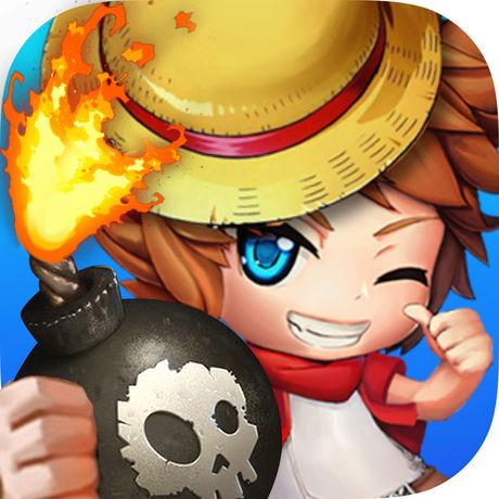 炸弹人传奇iOS苹果版