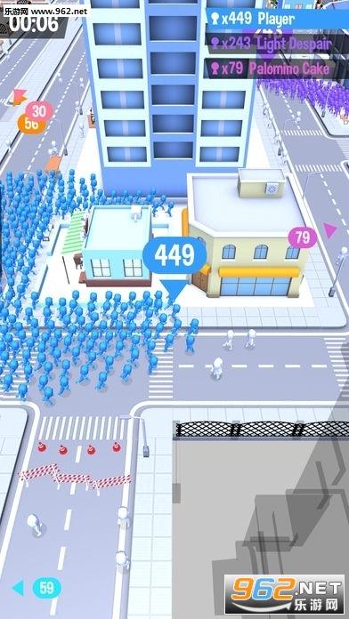 拥挤城市!苹果版v1.7.1截图0