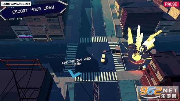 《极速逃亡2》是开发商Tree Men Games提供的一款竞速赛车类游戏。游戏玩法操作与前作相似,玩家可以驾驶汽车在城市中肆意行驶,躲避警察的追捕,完成各种任务挑战。这次玩家的目标则是成功抢劫到隐藏在城市各处的财宝。警车和直升机全部都携带着武器,在追捕的过程中会不断攻击玩家的车辆,所以考验司机技术的时候到了。