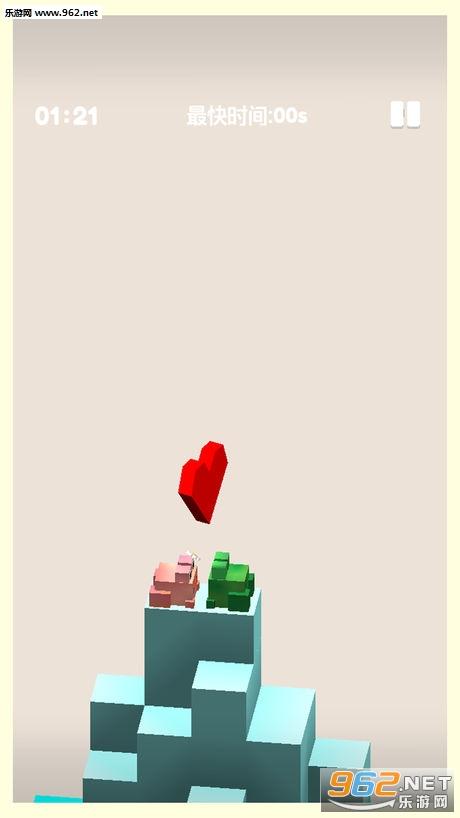 小青蛙爬山苹果版_截图