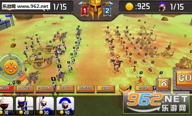 希腊战士城堡防御破解版v4.2_截图
