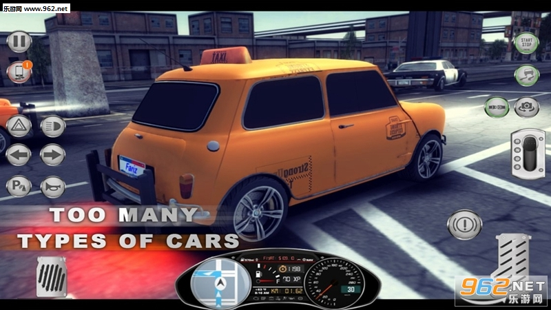 出租车城市安卓版v1.0.5_截图