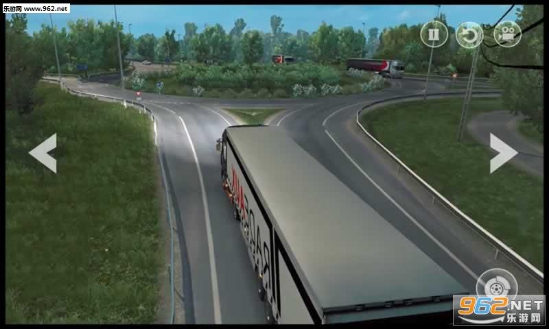 集装箱卡车模拟器2安卓版v1.0_截图0