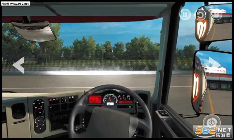 集装箱卡车模拟器2安卓版v1.0_截图1