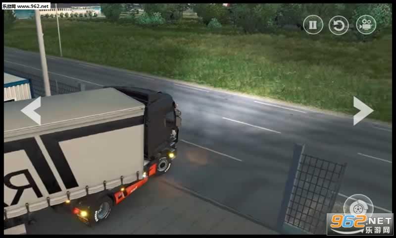 集装箱卡车模拟器2安卓版v1.0_截图2