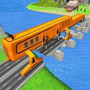 桥梁建筑Sim中文版