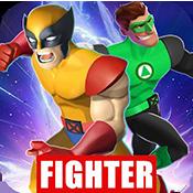 超级英雄X战士官方版v1.0.5.108