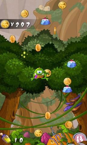 超级青蛙跳手游 超级青蛙跳安卓版下载 乐游网安卓下载