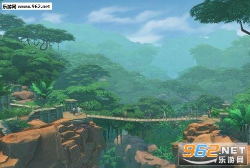 模拟人生4:丛林探险中文整合版截图1