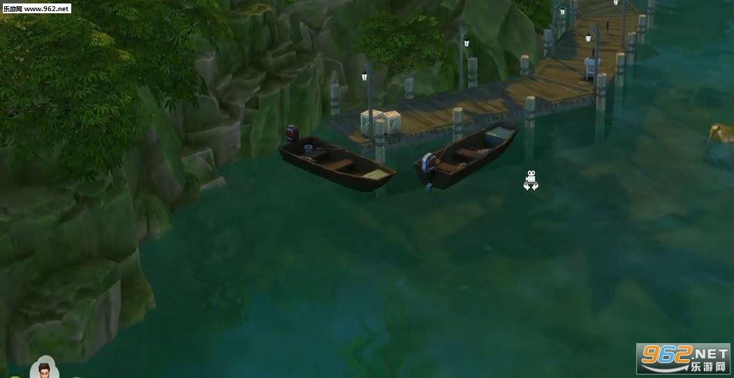 模拟人生4:丛林探险中文整合版截图4