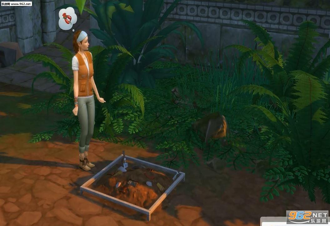 模拟人生4:丛林探险中文整合版截图5